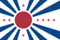 Flag of the Japanese Pacific States (Fictional).png