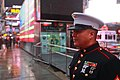 Flickr - DVIDSHUB - California Marine awarded for community service in Times Square ceremony prior to Afghan deployment (Image 1 of 3).jpg