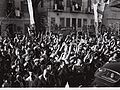 Flickr - Government Press Office (GPO) - A CROWD OF CHEERING CITIZENS.jpg