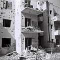 Flickr - Government Press Office (GPO) - Apartment houses damaged during the Egyptian air attack on Tel Aviv.jpg