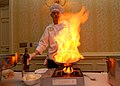 Flickr - Official U.S. Navy Imagery - Navy chef takes part in culinary competition..jpg