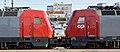 Flickr - nmorao - Locomotivas 5600, Estação do Entroncamento, 2009.12.19.jpg