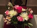 Flowers for Thanksgiving table (11109751585).jpg