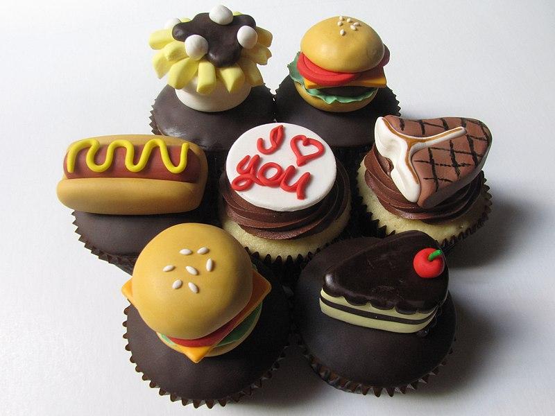 File:Foodie Cupcakes! (4613624348).jpg