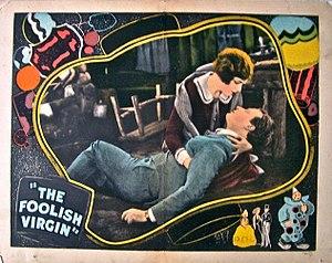 The Foolish Virgin - Lobby card