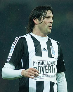 Football against poverty 2014 - Santiago Solari (cropped).jpg