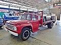 Ford F-700, National Road Transport Hall of Fame, 2015.JPG