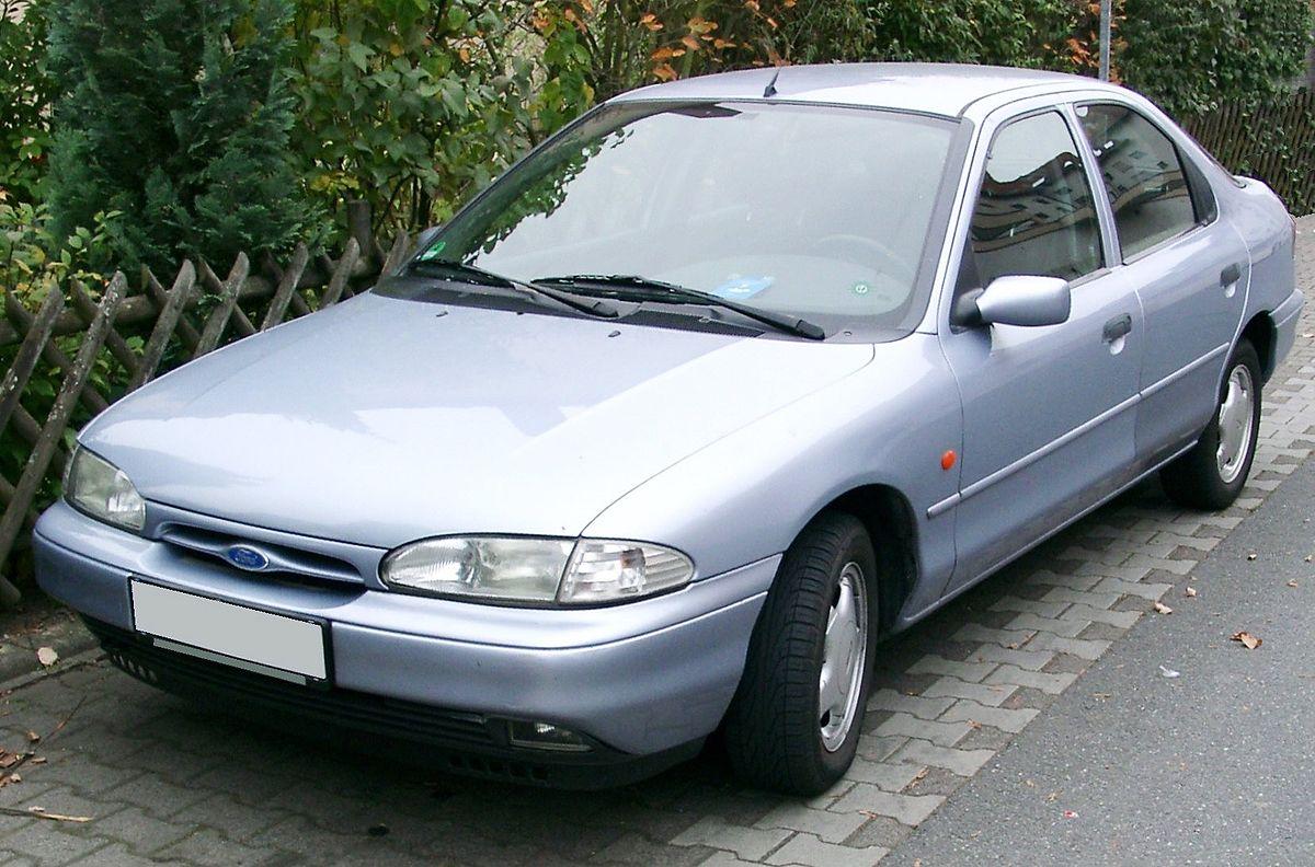 Oryginał Ford Mondeo – Wikipedia, wolna encyklopedia HF44