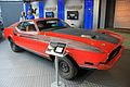 Ford Mustang (Diamonds Are Forever) front-right National Motor Museum, Beaulieu.jpg