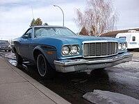 19741976 ford ranchero - 1972 Ford Ranchero Pro Street