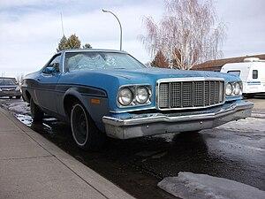 Ford Ranchero (1974-1976)