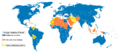Foreign relations of Israel Map.png