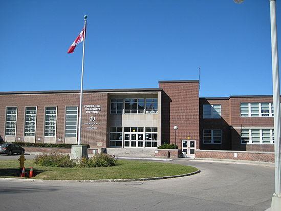 Forest Hill Collegiate Institute