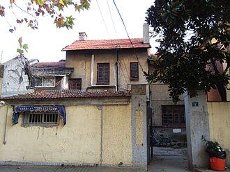 Tang Enbo - Former residence of Tang Enbo in Nanjing.