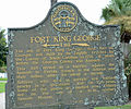 Fort King George, Darien, GA, US - historical marker.jpg