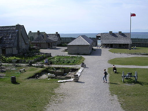 Fort Michilimackinac 2