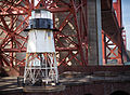 Fort Point Light below the Golden Gate Bridge.jpg