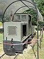 Forte Marghera, Feldbahnlok Windhoff 1.jpeg