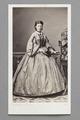 Fotografi. Porträtt. Fanny von Werdt - Hallwylska museet - 87195.tif