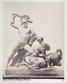 Fotografi av Theseusgruppen av Antonio Canova. På Hofmuseum i Wien, Österrike - Hallwylska museet - 103107.tif