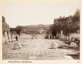 Fotografi av Villa Adriana. Basilica - Hallwylska museet - 104700.tif