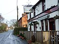 Four Horseshoes and view along Nursling Street - geograph.org.uk - 1729324.jpg
