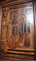 Fra Damiano da Bergamo e aiuti, storie del nuovo testamento, 1541-49, 19 lavanda dei piedi.JPG