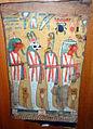 Fragment interne de sarcophage, bois de sycomore, XXI° dynastie.JPG