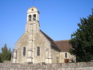 FranceNormandieGavrusEglise.jpg