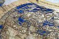 Francesco Berlinghieri, Geographia, incunabolo per niccolò di lorenzo, firenze 1482, 08 mondo 03.jpg