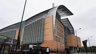 Francis Crick Institute - Image: Francis Crick Institute, September 2016 (29634828786)