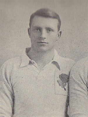 Frank Stout - Stout in England shirt