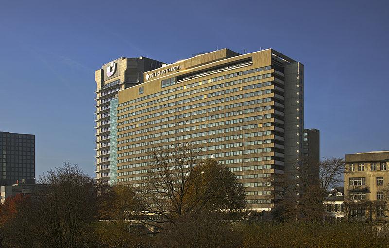 Skyline Hotel Frankfurt Mebe