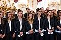 Frauen-Fußballnationalmannschaft Österreich EM 2017 Empfang Bundespräsident 32.jpg