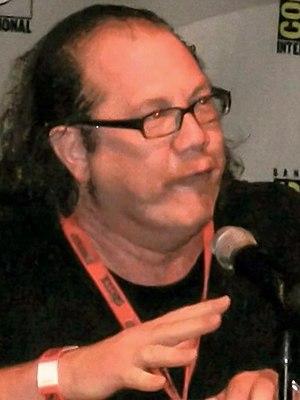 Fred Tatasciore - Tatasciore at the 2009 San Diego Comic-Con International.
