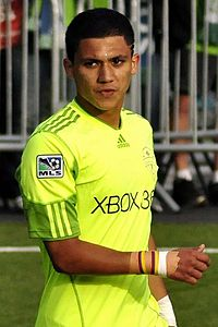 Fredy Montero Seattle Sounders 2011.jpg