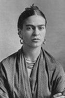 Frida Kahlo -  Bild