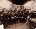Fridtjof Nansen og den norske Nordpolekspedisjonen om bord i Fram, 1896 (4585908153).jpg