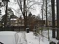Front Yard of a mansion in Bulduri - panoramio.jpg