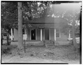 Front side view of 121 Academy Street - 121 Academy Street (House), Sumter, Sumter County, GA HABS GA,131-AMER,6-1.tif