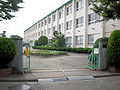 Fujiyamadai Junior High School.JPG