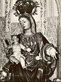 Fundación Joaquín Díaz - La Virgen con Jesús. Iglesia de San Miguel - Nava del Rey (Valladolid).jpg