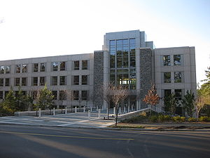 Fuqua School of Business - Breeden Hall, The Fuqua School of Business
