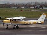 G-BFOF Cessna 152 (30634388640).jpg