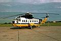 G-BFPF Sikorsky S-61N B.Cal Helicopters MAN 27MAY82 (6782008762).jpg