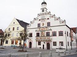Gaimersheim im Landkreis Eichstätt Rathaus.jpg
