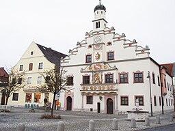 Gaimersheim im Landkreis Eichstätt, Rathaus