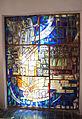 Galyatető Roman Catholic church, stained glass window.jpg