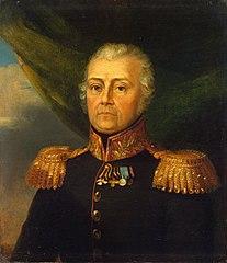 Portrait of Yermolai Ye. Hamper (1750-1814)