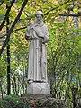 Garden of the Franciscan monastery in Katowice Panewniki 033.JPG